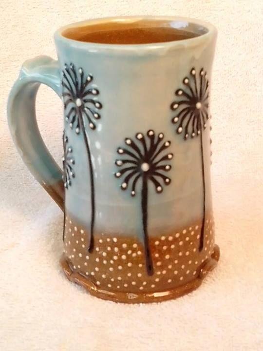 266 best mugs images on pinterest mugs coffee mugs and for Clay mug ideas