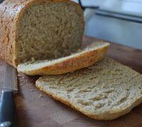 Pão de Arroz Integral - Máquina de Pão