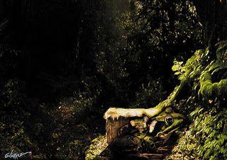 Marcelo Marcos Gutierrez: #hadas ,#mitologia ,#mitology ,#art ,#artwork ,#il...