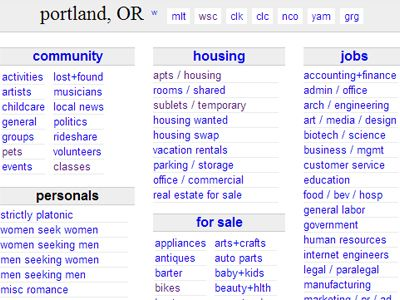 Craigslist women seeking men nashville | R I P  Craigslist's