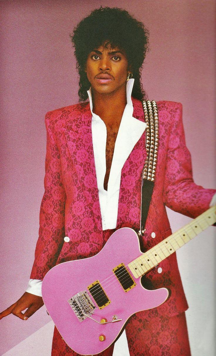 Classic Prince | Protégés & Associates - Jesse Johnson 1984