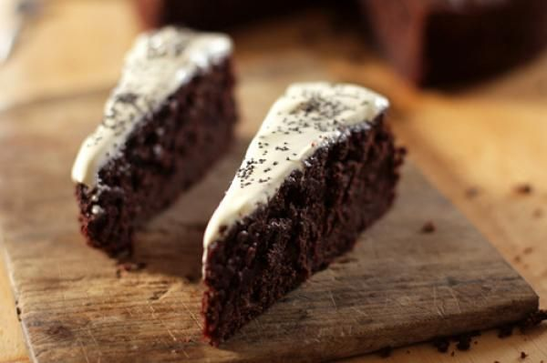 Chocolate Beetroot Cake   |    African Desserts