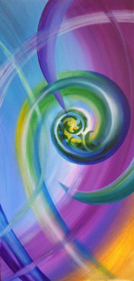 Original Painting by Reina Cottier