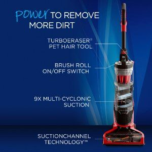 The Bissell PowerGlide Pet Vacuum 1305 with Pet TurboEraser Tool – Corded review will show you one of the best vacuums for your pet that you cannot miss.