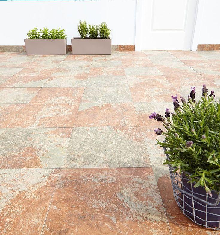M s de 25 ideas incre bles sobre suelos de piedra natural - Suelos para terraza ...