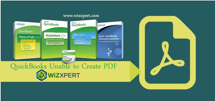 Are you unable to create a PDF in QuickBooks? It can be very annoying for the users to get this error while they try to email an invoice to a customer.  readmore: https://www.wizxpert.com/quickbooks-unable-to-create-pdf/