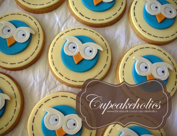 Giggle and Hoot Cookies | Flickr: Intercambio de fotos