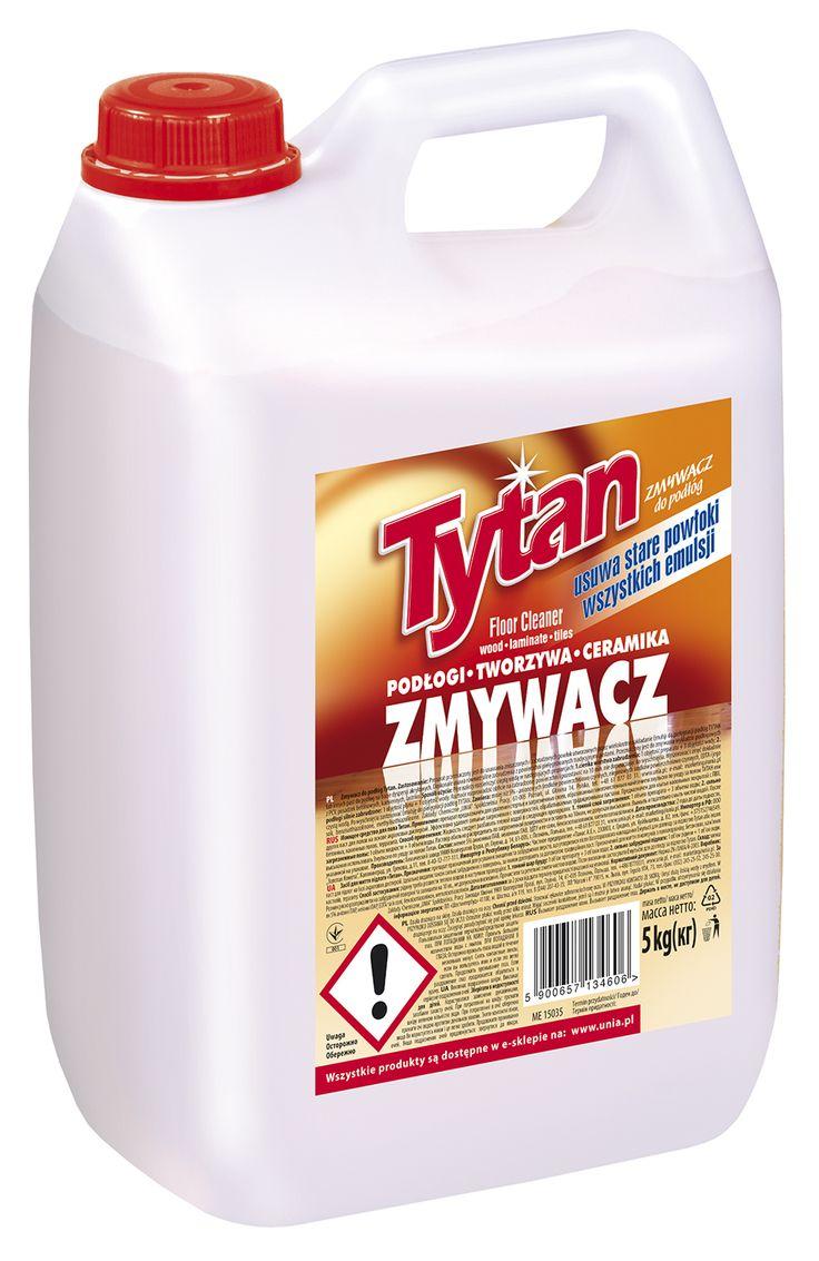 Zmywacz do podłóg Tytan 5kg