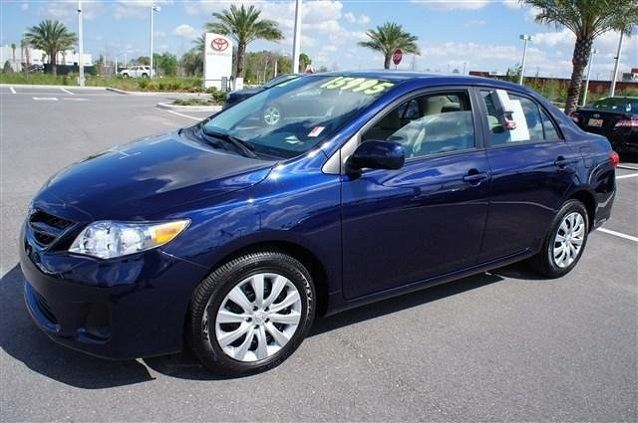 You could take home a used Toyota Corolla in Orlando for an absolutely unbelievable price - all you have to do is come down to Toyota of Orlando and take it for a spin! See why we work so hard to integrate choice into your car-buying experience... find the used car that's the perfect fit for you!   http://blog.toyotaoforlando.com/2013/03/our-affordable-used-cars-in-orlando-offer-major-variety/