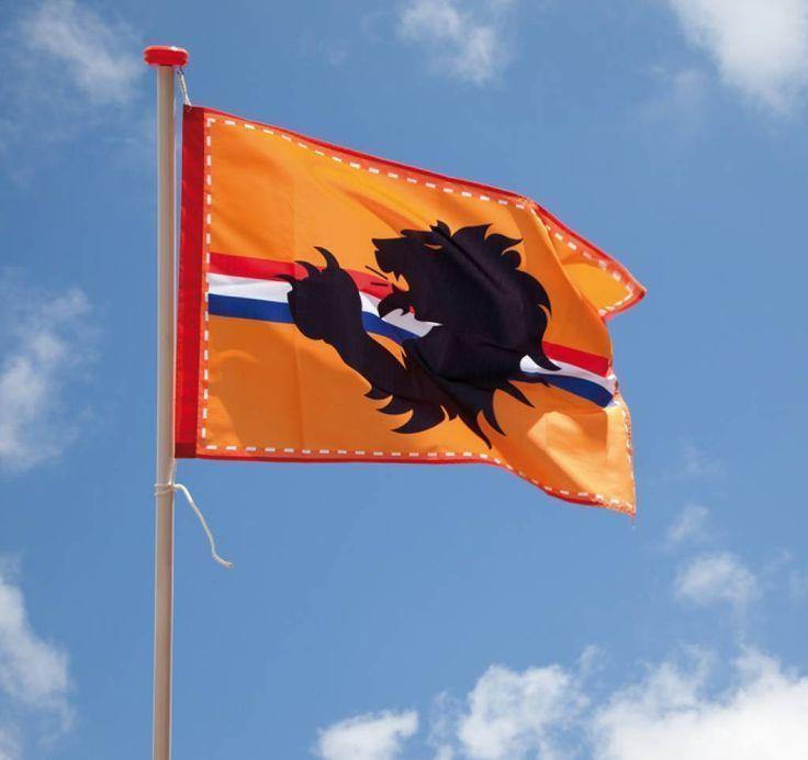 Koninklijke Oranje vlag, supergroot! Een stevig koord en lus voor bevestiging aan een lange vlaggenstok of vlaggenmast is bijgeleverd. Dit is met recht Oranje boven! Een bijbehorende vlaggenstok vind je hier https://nl.pinterest.com/pin/311803974182536234/ Vlaggenclub heeft nog veel meer vrolijke, originele Oranje versieringen en feestartikelen. Kijk op https://www.vlaggenclub.nl/overige-vlaggen/koningsdag-oranjefeest.html en laat je verrassen!