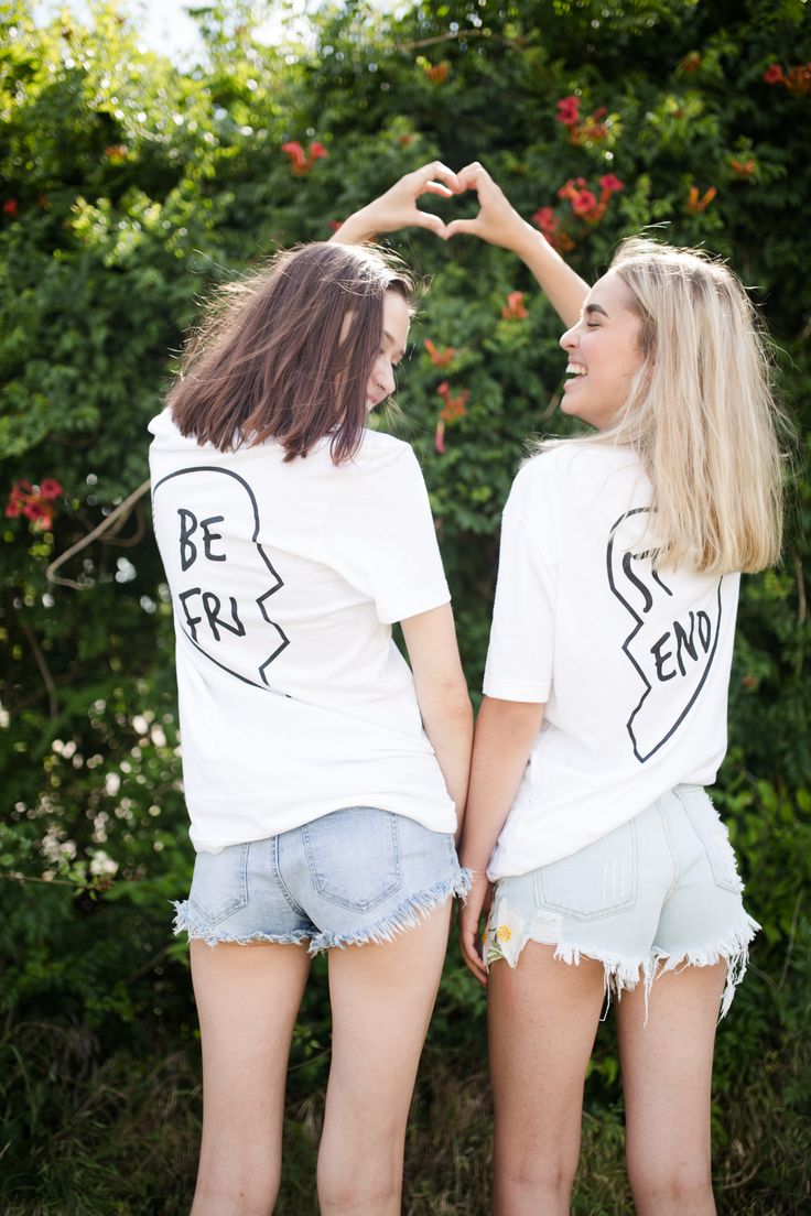 BFF forever. Use code: BESTFRIENDS for 25% off when you buy two.