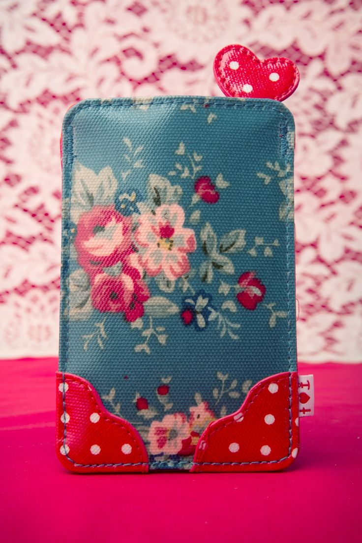Blutsgeschwister - Floral iPhone Lovers Case