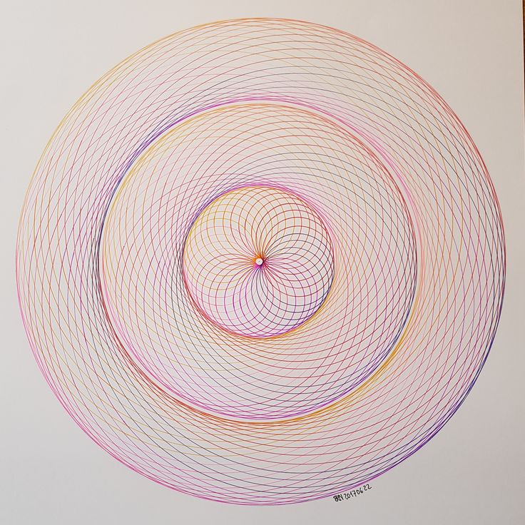 #torus #geometry #symmetry #pattern #handmade #mathart #regolo54 #circle #disk #touche #ink