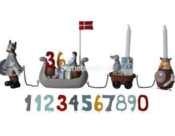 Friisenborg fødselsdags tog, vikingeparade
