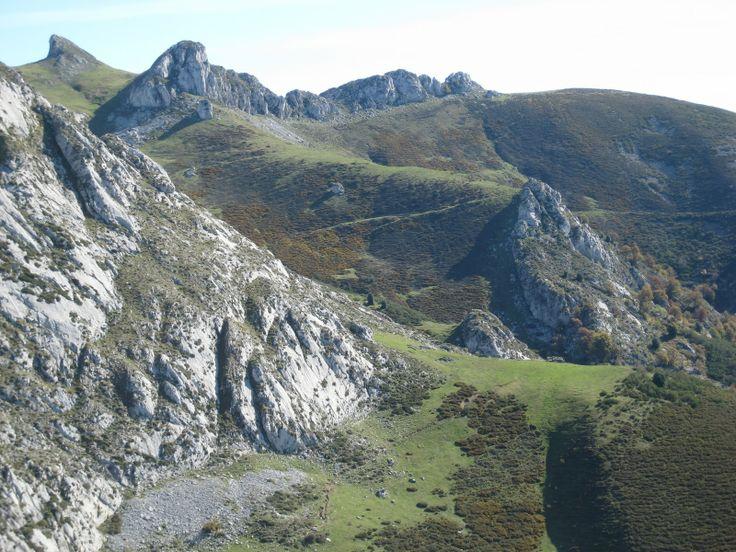 La Majada de Branielles, Orlé, in december, Asturias