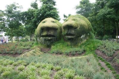 decoresque: Floriade 2012, Holland