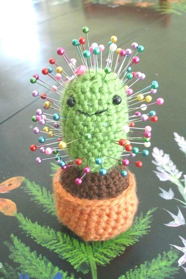 Blooming cactus amigurumi pattern - Amigurumi Today | 937x625