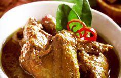Semur Ayam Bumbu Gurih