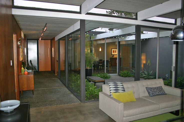 25 best joseph eichler ideas on pinterest eichler house for Eichler designs