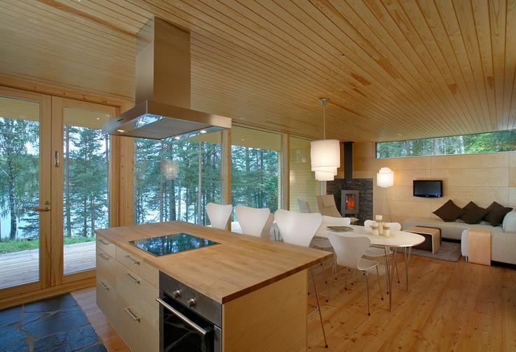 Casa prefabricada de diseño