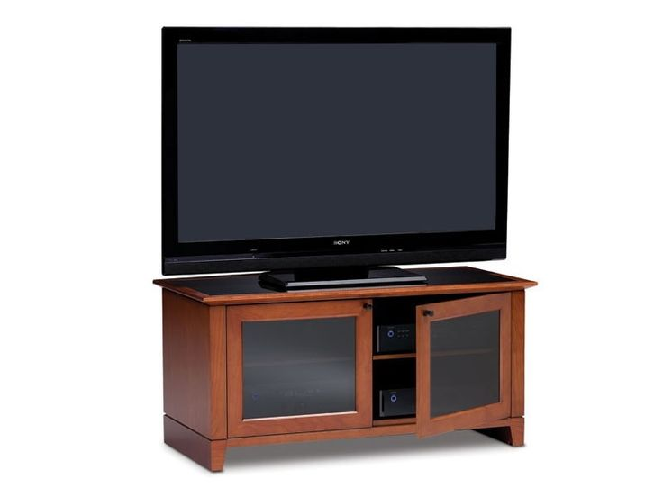 Wonderful BDI Novia 8424 Natural Cherry Home Theater TV Cabinet Is A Strikingly  Beautiful Range, Designed