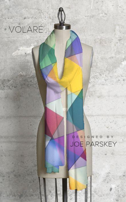 Cashmere Silk Scarf - Color Splash by VIDA VIDA WplYxyz3c0