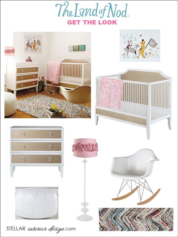 Nursery Design Land Of Nod Furniture Interior Boards E