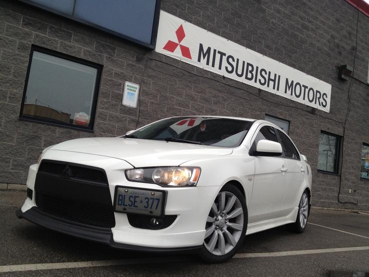 #Mitsubishi #Lancer #GTS