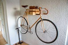 Fahrrad-Wandhalterung. Zeigt eure Eigenbauten!!! | Seite 7 | Rennrad-News.de