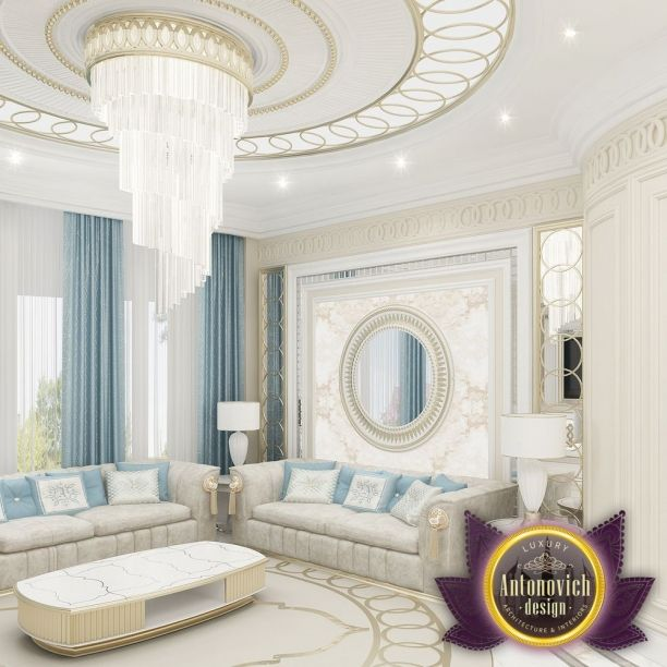 Living Room Design In Dubai Ras Al Khaimah Photo 5