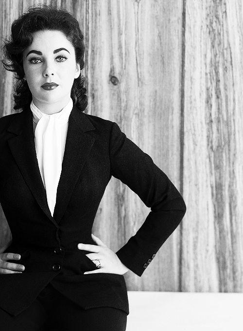 "Elizabeth Taylor - Dame Elizabeth Rosemond ""Liz"" Taylor, DBE (Hampstead Garden Suburb, London, England, UK - February 27, 1932 – March 23, 2011).  Married 8 times."
