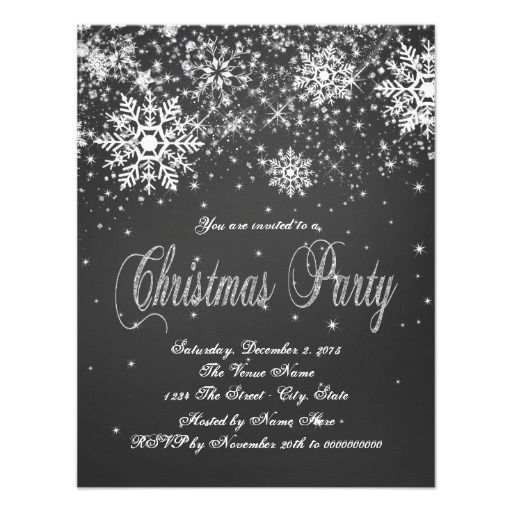 550 best Christmas Holiday Party Invitations images on Pinterest