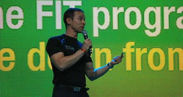 Forever F.I.T. Ambassador Mike Butterworth shares how he stays MOTIVATED to keep fit!