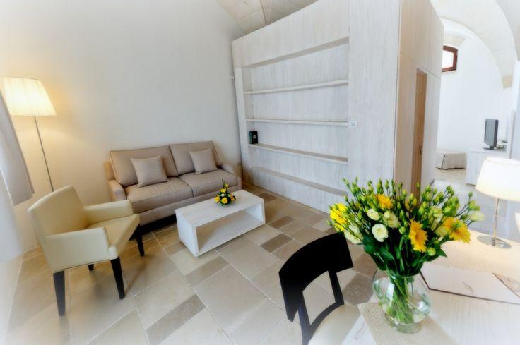 Suite Terrazzo #suite #masseria #room #masseriacordadilana #hotel #puglia http://masseriacordadilana.it/