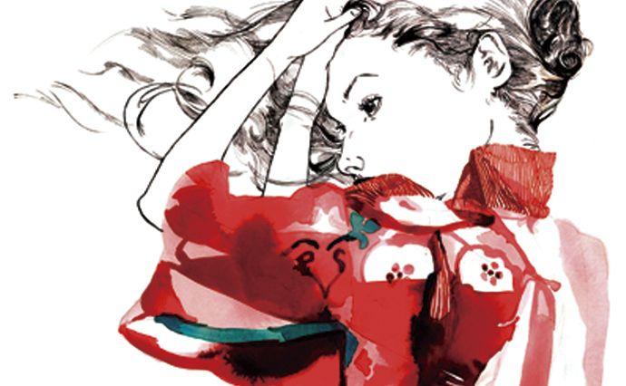 【イラスト初心者の必需品!】水彩色鉛筆で描いてみよう!上手くみえるテクニックは?   【初心者歓迎】人気ファッションイラストのツーハウス 絵画教室・デッサン 東京