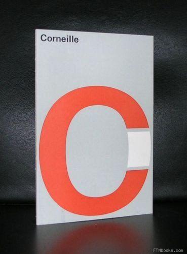 Stedelijk Museum # CORNEILLE #Crouwel, 1966, nm