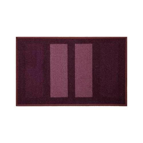 Rio Machine Washable Door Mat 40 x 60 cms Light & Dark Purple-Price £2.99 Protects all types of flooring Hard wearing Suitable for all indoor uses Slip resistant backing #Doormat Runners/Grippers, #Sale