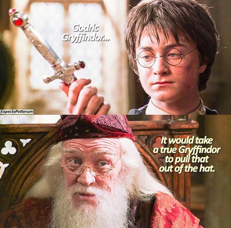 True Gryffindor