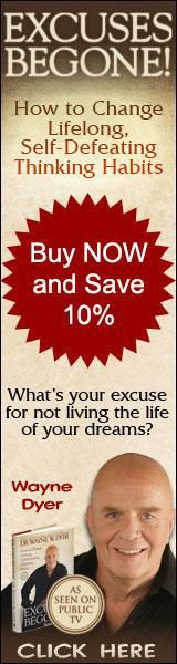 .Live life and not excuses