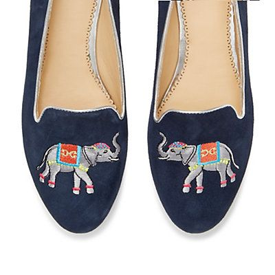Just fell in love with the Lucky Elephant Novelty Smoking Slipper for $148 on C. Wonder! Click on the image and receive 20% off your next full-price purchase and find something you love too!