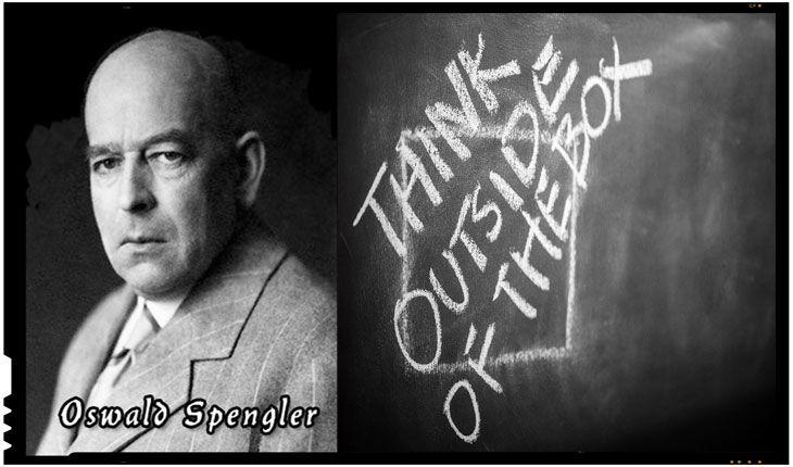 """Fragmente despre opera şi filosofia postumă a lui Spengler din cartea Prophet of Decline: Spengler on World History and Politics a lui John Farrenkopf: """"În The Decline of the West Spengler a abordat ideea conform căreia istoria umanităţii ar fi avut un sens măreț sau atotcuprinzător. A existat doar sublima """"neînsemnătate"""" a unei eterne și…"""