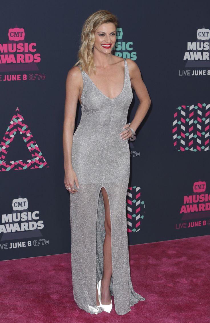 Erin Andrews - 2016 CMT Music Awards at the Bridgestone Arena in Nashville 8 June 2016