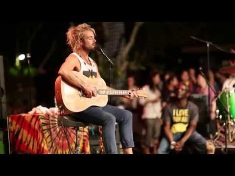Xavier Rudd - Spirit Bird... Closing 2014 Bali Spirit Festival with much LOVE