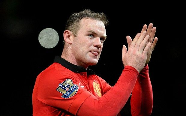 #7 Wayne Rooney - $25,8 million.  The aging Rooney is still a core part of the Manchester United attack, with his speed and eye for goals spearheading the team's strategic style of play. The 10-year veteran was once the youngest footballer signed and has grown exponentially with the team, resulting in him still making the list for top paid footballers. He secured himself a 4-year contract with the team, signed for $104 million in 2013. He is remains a fan favorite in jersey sales.