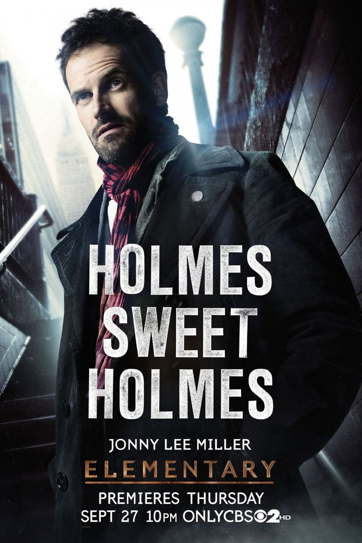 Finally a show that portrays Holmes as Doyle intended him to be. Not some action hero that wears dresses! Don't get me wrong, I love RDJr, but those films are not quintessential Sherlock Holmes. + <3 JLM
