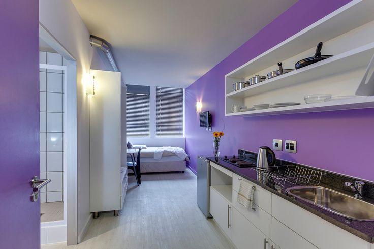 Gold Studio Apartment