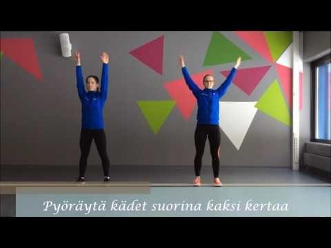 Taukojumppa musiikin tahtiin - YouTube