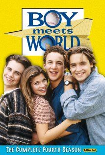 Boy Meets World (TV Series 1993–2000). I want to buy the complete series and re-watch it. I'm pretty sure there are a few things that Disney Channel re-runs left out.