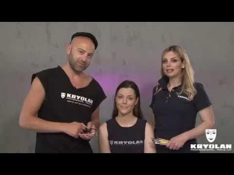 Πινέλα για Μακιγιάζ Ματιών, Κονσίλερ & Κραγιόν - Τα εργαλεία του Μακιγιάζ! - YouTube