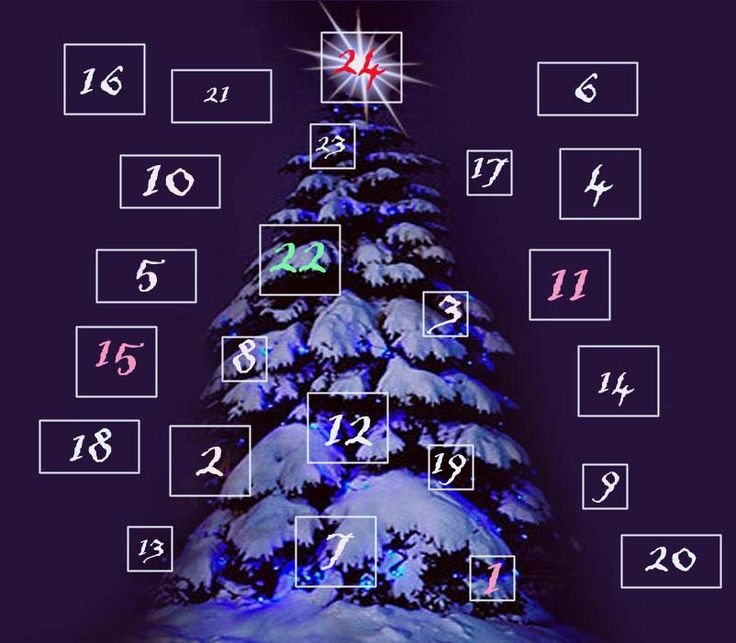 Pagan online advent calendar